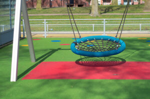 Five Reasons Artificial Grass is the Best Option for a Playground